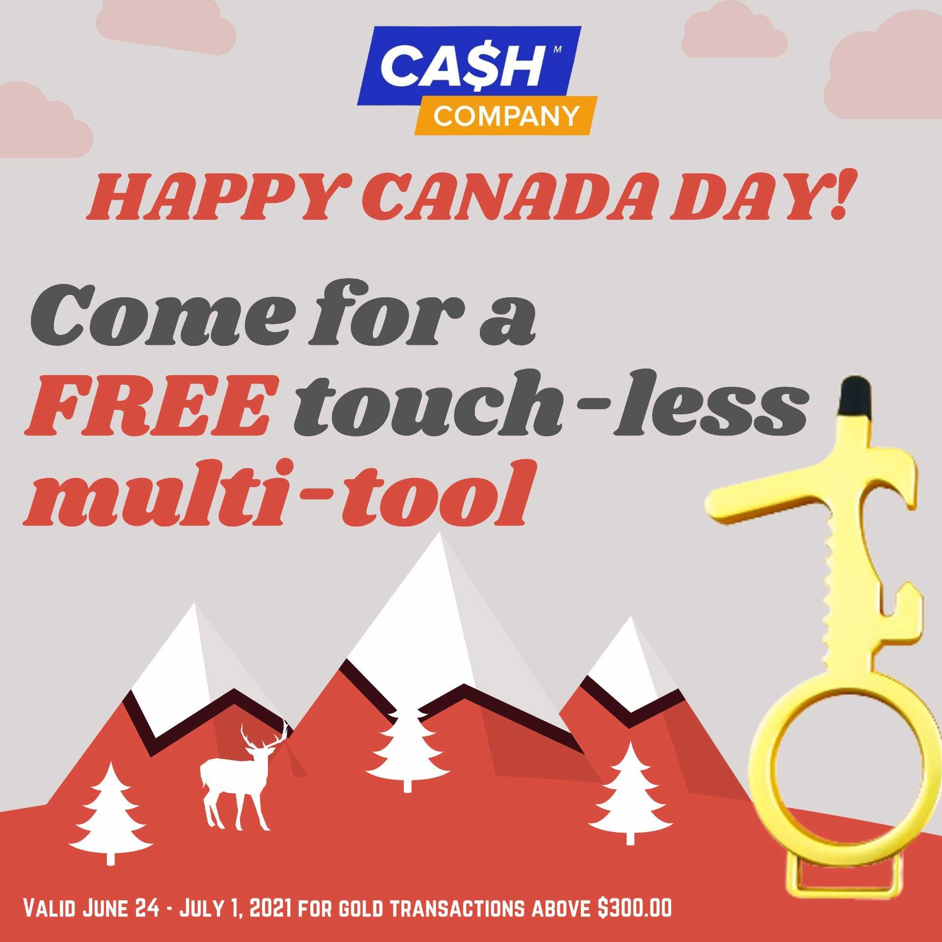 Canada day web