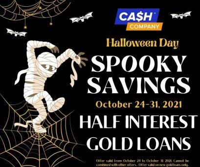 Halloween Day Costume Festival Facebook Post